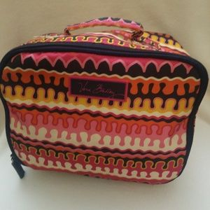 Vera Bradley Lighten Up Lunch Bag Rio Squiggles
